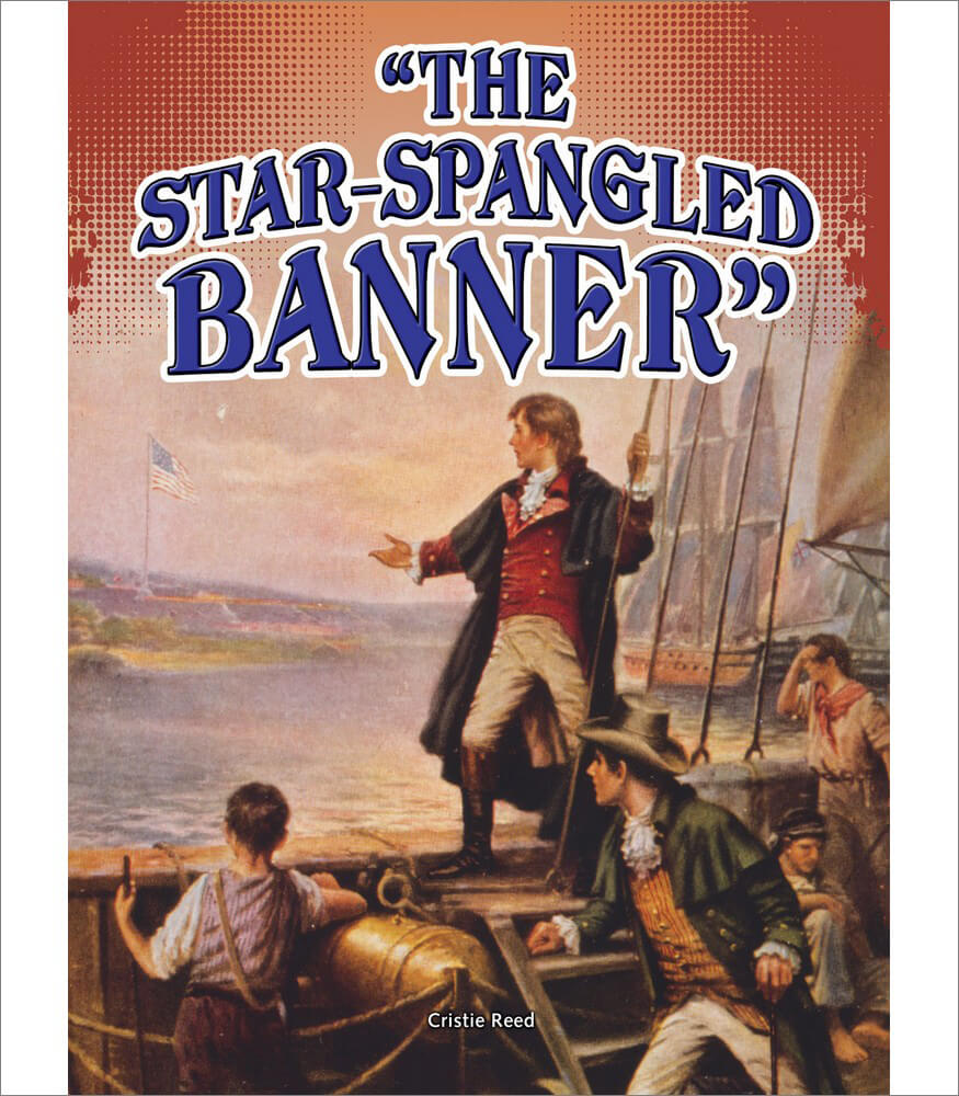 The Star Spangled Banner Reader Product Image