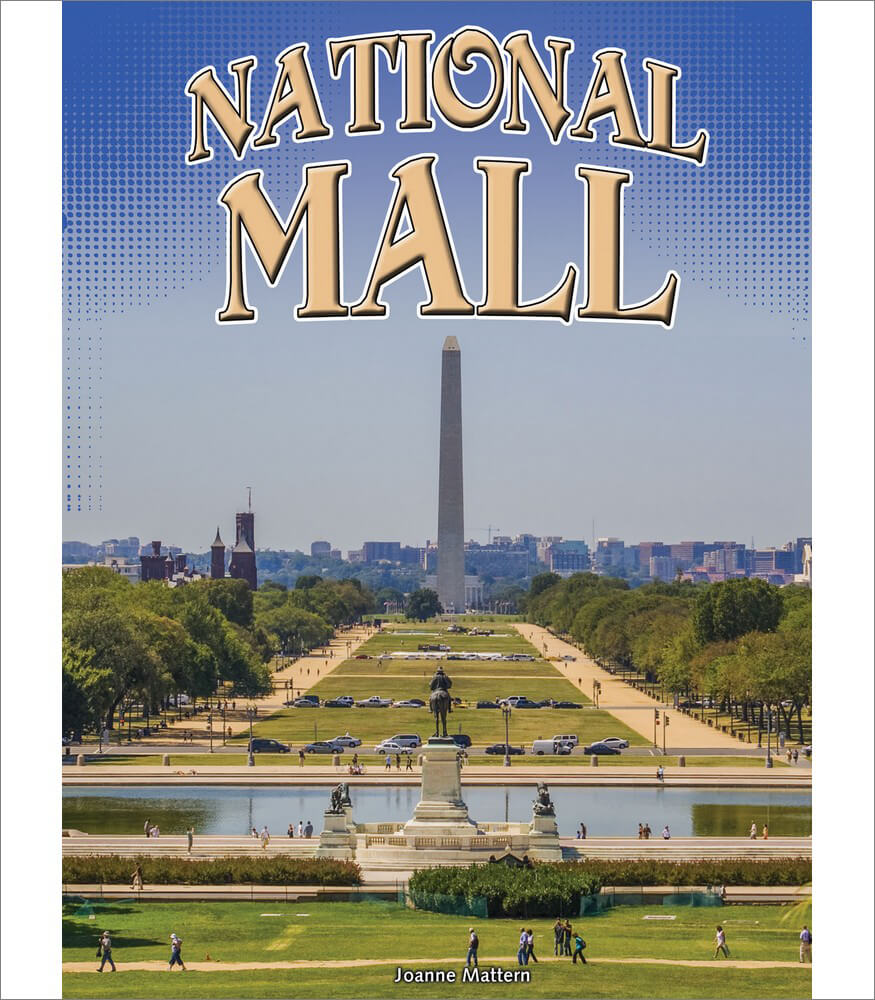 National Mall Reader Product Image