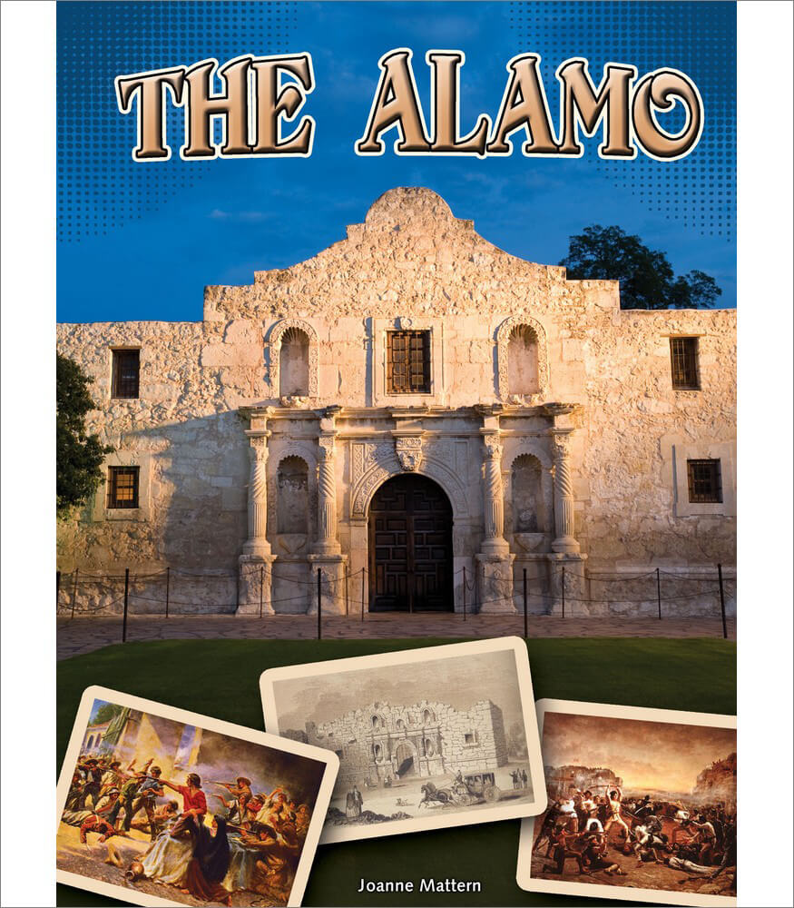 The Alamo Reader Product Image