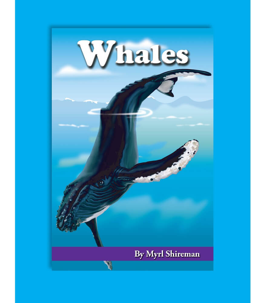Whales Reader Product Image