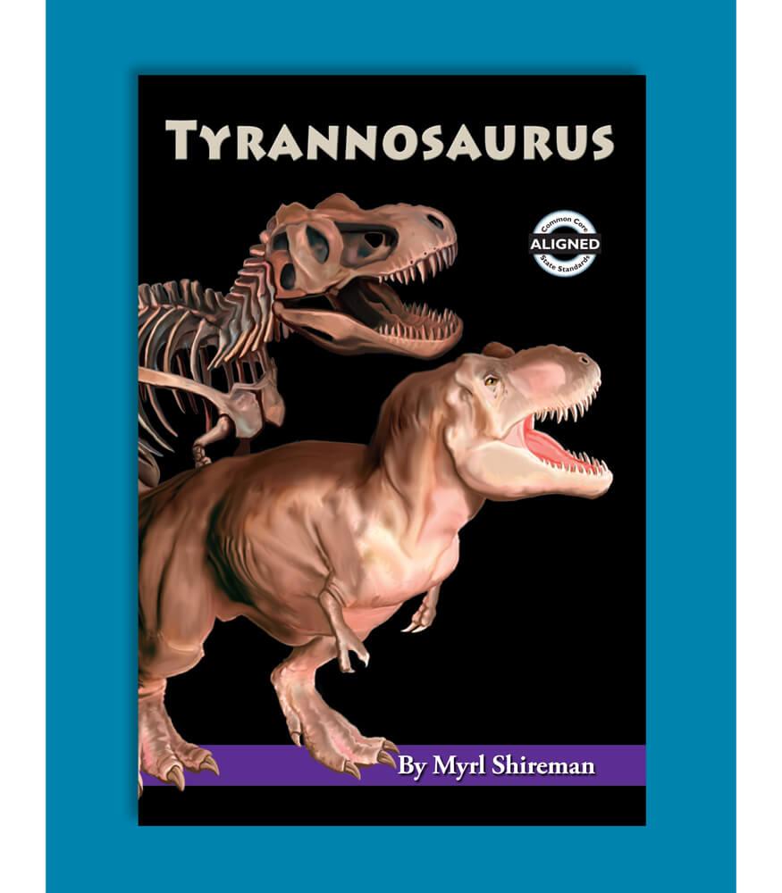 Tyrannosaurus Reader Product Image