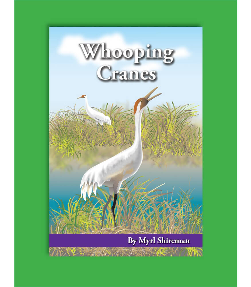 Whooping Cranes Reader Product Image