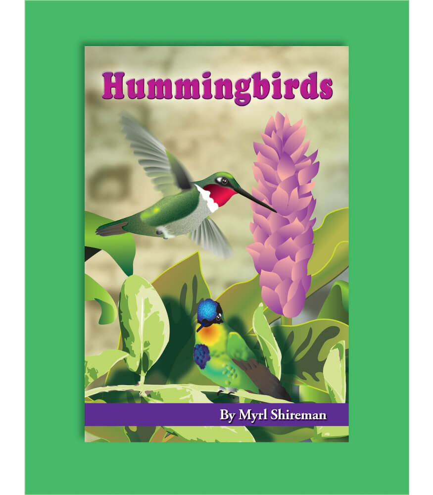 Hummingbirds Reader Product Image