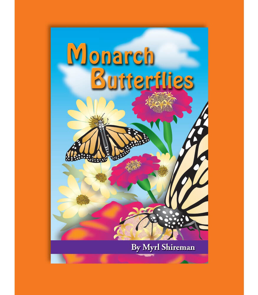 Monarch Butterflies Reader Product Image