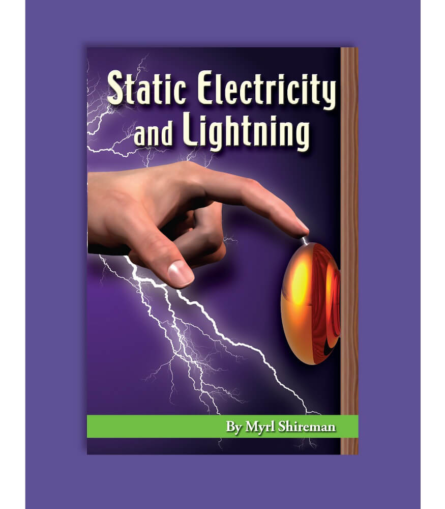 Static Electricity and Lightning Reader Product Image