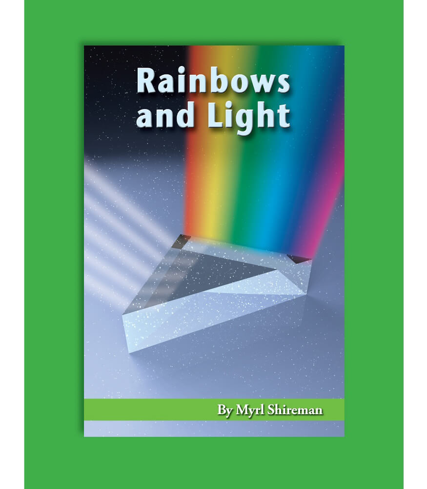 Rainbows and Light Reader Product Image