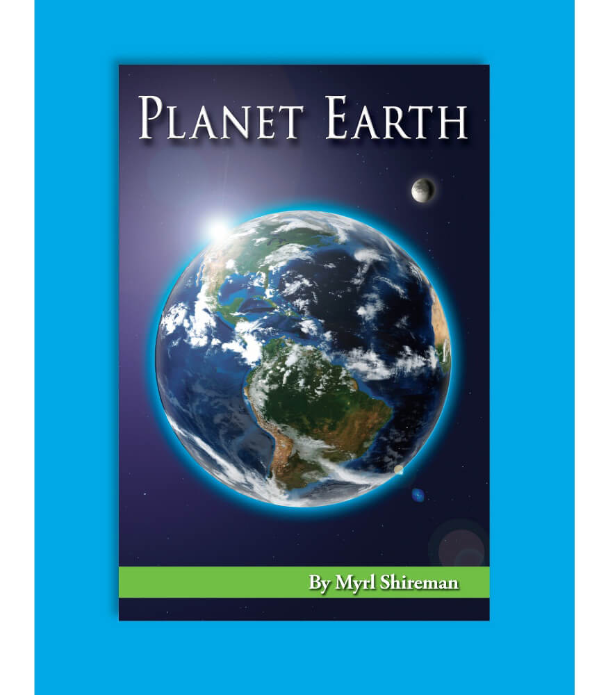 Planet Earth Reader Product Image