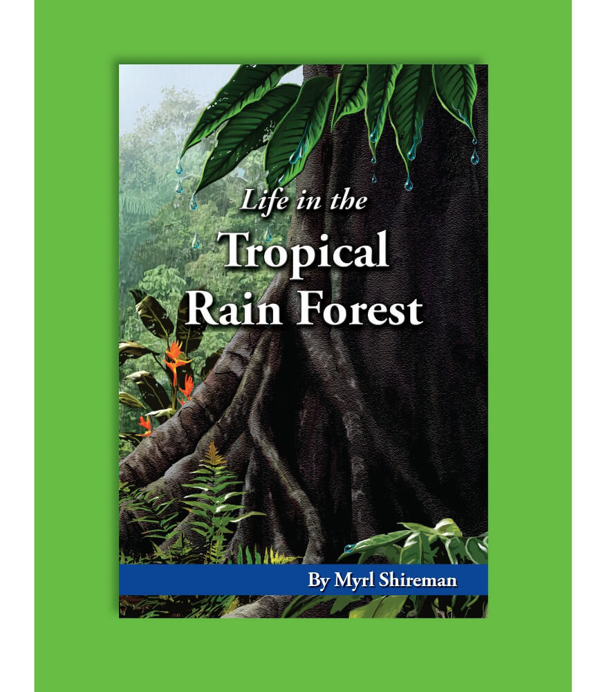 Life in the Tropical Rain Forest Reader Product Image