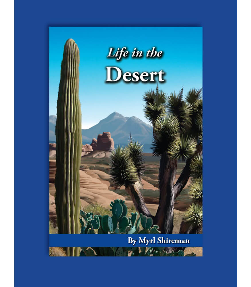 Life in the Desert Reader Product Image