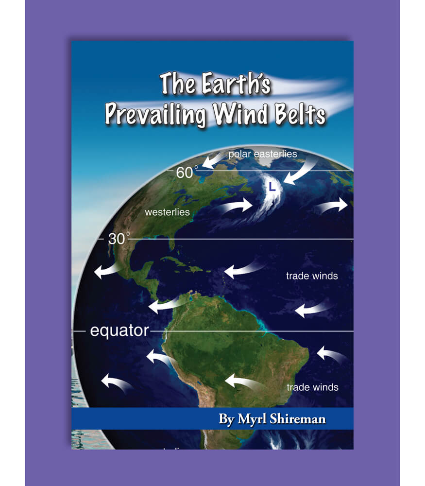 The Earth's Prevailing Wind Belts Reader Product Image