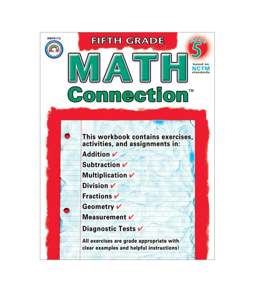 Math Connection™ Workbook Grade 5 | Carson-Dellosa Publishing