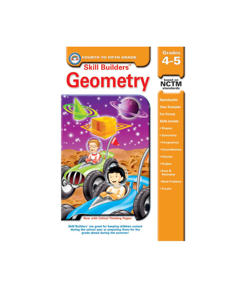 Geometry Workbook Product Image