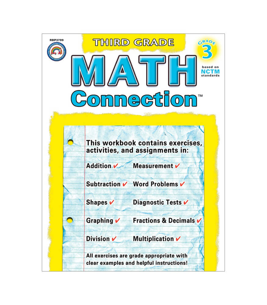 Math Connection™ Workbook Product Image