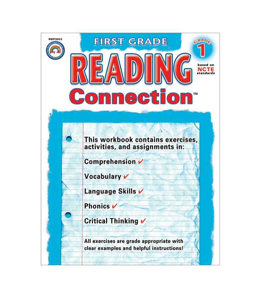 Reading Connection™ Workbook Grade 1