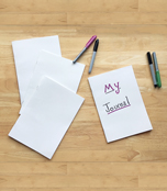 Rectangle Blank Book for Young Authors Activity Book Product Image