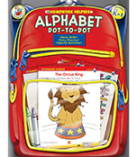 Alphabet Dot-to-Dot Activity Book Product Image