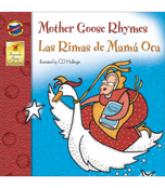 Mother Goose Rhymes Bilingual Storybook Product Image