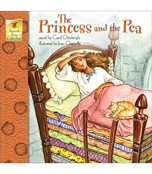 The Princess and the Pea Storybook Product Image