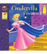 Cinderella Bilingual Storybook Product Image