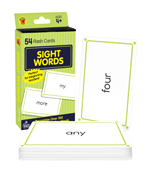 Sight Words Flash Cards Product Image