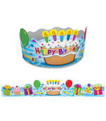 Birthday Crowns Product Image