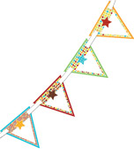 Hipster Bunting Product Image