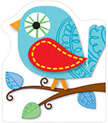 Boho Birds Bookmarks Product Image