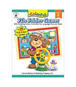 Colorful File Folder Games File Folder Game Product Image