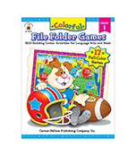 Colorful File Folder Games File Folder Game Product Image