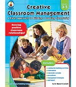 Creative Classroom Management Resource Book Product Image