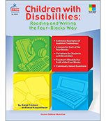 Children with Disabilities: Reading and Writing the Four-Blocks® Way Resource Book Product Image