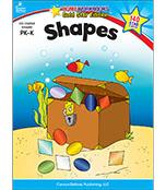 Shapes Workbook Product Image