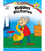 Home Workbooks Hidden Pictures Activity Book Product Image