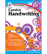 Cursive Handwriting Workbook Product Image