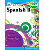 Spanish II Workbook Product Image