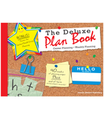 The Deluxe Plan Book Product Image