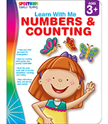 Numbers & Counting Workbook Product Image