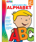 Let's Learn the Alphabet Workbook Product Image