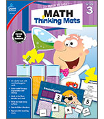 Math Thinking Mats Resource Book Product Image