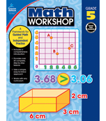 Math Workshop Resource Book Product Image