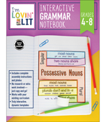 Interactive Grammar Notebook Resource Book Product Image