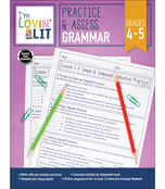 Practice & Assess: Grammar Workbook Product Image