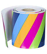 Colorful Stripes Straight Borders Product Image