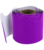 Purple Scalloped Borders Product Image