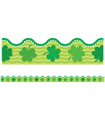 St. Patrick's Day Scalloped Borders Product Image