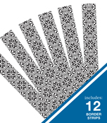 Simply Stylish Tile Straight Borders Product Image