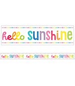 Hello Sunshine Straight Borders Product Image