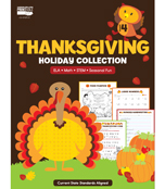 Thanksgiving Holiday Printable Collection Product Image