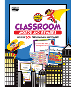 Super Power Classroom Printable Awards & Rewards Product Image