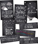 Twinkle Twinkle You're A STAR!  Printable Chart Set Product Image